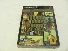Grand Theft Auto San Andreas Special Edition Playstation 2 PS2 NEW SEALED GTA