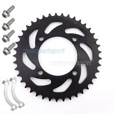 428 76mm 41 T Tooth Rear Sprocket for 50 110 cc CRF XR KLX YCF Pit Dirt Bike ATV