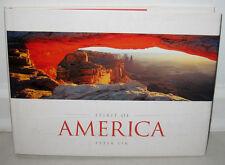 SIGNED Peter Lik Spirit Of America 1st HC DJ Landscapes Panoramas Photographs