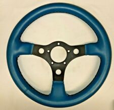 "GRANT RACING BLUE PERFORMANCE GT 13"" STEERING WHEEL 