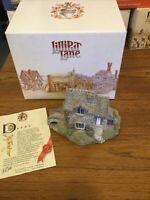 Lilliput Lane Helmere Cottage Ornament in Box