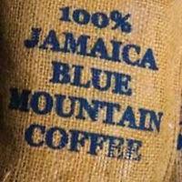 100 % Jamaica Blue Mountain Coffee - Whole Beans 16oz (1lb.) Bag