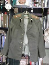 Soviet Union USSR Russian Army CCCP RUSSIA MILITARY Officer Uniform Jacket