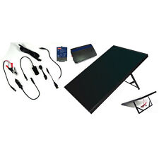 Amorphous 55 Watt 12 Volt Solar Panel With stand Inverter Charge Control