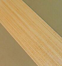 FIDDLEBACK EASTERN MAPLE binding acoustic guitar luthier #101 f-EMA bd