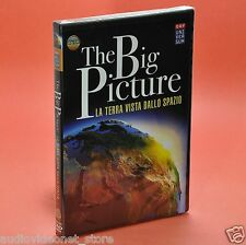 THE BIG PICTURE la terra vista dallo spazio DVD