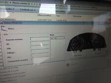 11 Programmi utili per CarProg. DASH-ECUTEACHER 1.8 VAG ECU CLONARE IMMO!!ON/OFF