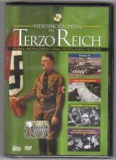 dvd VIDEOENCICLOPEDIA DEL TERZO REICH 3 PANZER IV 1940 ADOLF HITLER NAZIONAL...