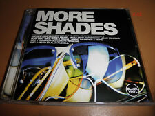 MORE SHADES cd BLAK BEAT NIKS miguel migs ALAN RUSSELL paulo rocha TEDD PATTERSO