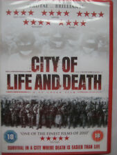 City Of Life And Death (DVD, 2010) NEW SEALED PAL Region 2