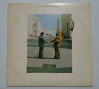 Pink Floyd-Wish You Were Here PC-33453 USA 1975 LP Vinyl Record Album rare