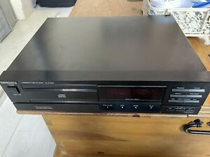 Technics SL-PJ26A Compact Disc CD Player Separate Fully Working Rare