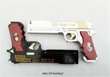Dante Ebony & Ivory Cosplay Devil May Cry Cosplay Gun Weapon Hand-made Toys