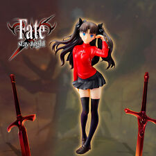 FATE STAY NIGHT MASTER FIGURE UNLIMITED BLADE WORKS RIN TOHSAKA ANIME MANGA #1