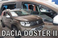 4 Deflettori Aria Antiturbo Dacia DUSTER II 2018 in poi 5 porte