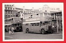 Manchester Bus Photo ~ 3015: GVR217: 1947 MetCamm Leyland Titan PD1 - 64 Ringway