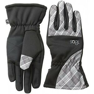 180s Tec Touch Men/'s Gloves SMALL ARCTIC ECO FLEECE Touch Screen NWT