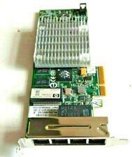 More details for hp nc375t quad port pci-e network card hstns-bn50- 539931-001 -low profile