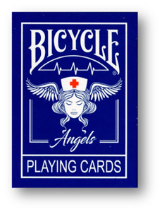 Bicycle - Angels Playing Cards Poker Cardistry