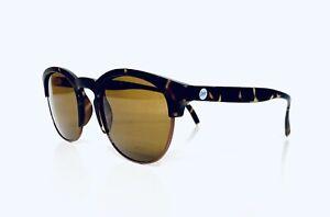 Sunski Tortoise & Rose Gold Club Master Sunglass Avilas 1908 SUN 51 19 145