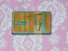 Vintage Barbie Doll MINIATURE COOKIE BOX BAHLSEN COOKIES Bambini Mini Box