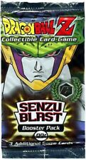 Dragon Ball Z Collectible Card Game Cell Games Senzu Blast Booster Pack