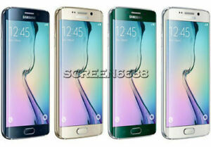 Samsung Galaxy S6 Edge G925V Verizon 32GB 64GB UNLOCKED 4G LTE Smartphone