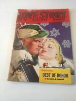 1940 ORIGINAL LOVE STORY PULP MAGAZINE ROMANCE Street & Smith