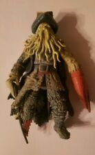 Disney Zizzle Pirates of the CaribbeanClaw Snapping Davy Jones Action Figure