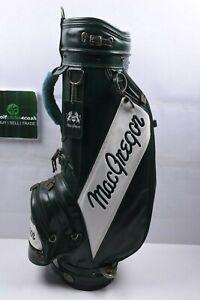 MACGREGOR CART BAG / 6-WAY DIVIDER / GREEN, WHITE / MAGGRE001
