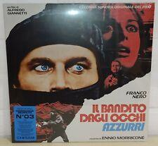 MORRICONE - IL BANDITO DAGLI OCCHI AZZURRI – BLUE – RSD 2021 - LP