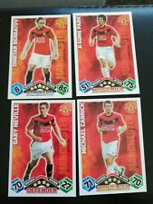 TOPPS 2011 PREMIER LEAGUE #274-MANCHESTER UNITED-REAL MADRID-MICHAEL OWEN