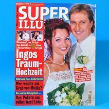 Super Illu 25-2000 | 15.06.2000 Ingo Dubinski Erich Mielke Friedrichstadtpalast