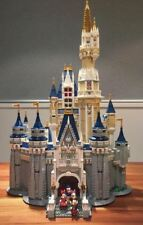 NEW DISNEY PRINCESS CASTLE COMPATIBLE 71040 IN SEALED BOX