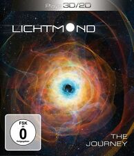 LICHTMOND - THE JOURNEY (BLU-RAY 2D/3D)   BLU-RAY NEU