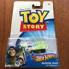 Disney PIXAR Toy Story BLASTIN' BUZZ Lightyear Hot Wheels diecast Mattel 2010