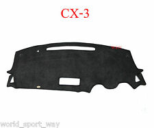 Coal Dashmat for MAZDA CX3 Neo-Maxx 1/2015 on Dash Mat 2015 2016 2017 CX 3 CX-3