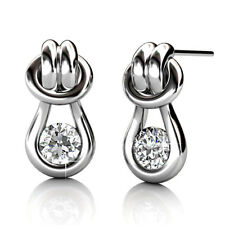 ENDULGE EARRINGS FT. CRYSTALS FROM SWAROVSKI KCE857WG