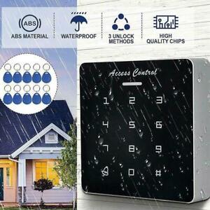 Security RFID Electric Door Keypad Lock Access Control Password System Card O3Y3