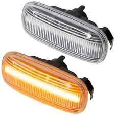 2 REPETITEUR LED AUDI A3 3 P & SPORBACK 2003-2008 A4 B6 B7 2000-2008 A6 4F BLANC