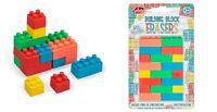 Building Block Erasers Rubbers Kids Stationary Christmas Stocking Filler Gift