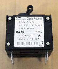 Fuji Circuit Protector Model CP32EM 7.5 Amp