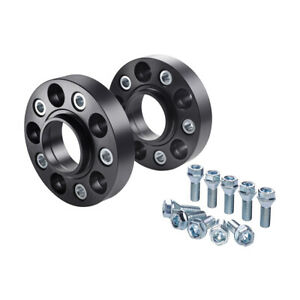 EIBACH SYSTEM-7 20MM WHEEL SPACERS FOR MERCEDES-BENZ E-CLASS COUPE C238 PAIR BLK