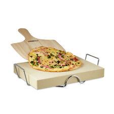 Pizzastein 5cm Cordierit Brotbackstein Pizzaschieber Brotschieber Steinofenpizza