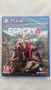 FARCRY 4 game for Sony Playstation 4 (BRAND NEW & SEALED)