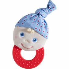 Haba® Greifling Baby Beißring Beißkerl Kasper Spielzeug Zahnen Kind ab 6 Monate
