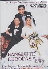 DVD - Banquete De Bodas NEW The Wedding Banquet FAST SHIPPING !