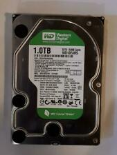 WD Green 1TB WD10EARS  64M  5400 rpm   8,9cm 3,5 Zoll SATA Festplatte HDD
