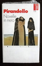 PIRANDELLO - NOVELLE IN NERO - N. 33 - BIBLIOTECA IDEALE TASCABILE