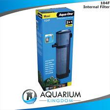 Aqua One Maxi 104F Internal Aquarium Water Filter 1480L/H Fish Tank Filtration